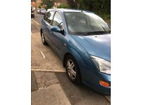 Ford Focus - Blue