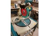 Makita lf1000 flip over mitre saw table saw not Bosch dewalt or festool