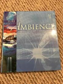Ambience 12 cd boxset