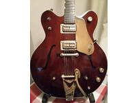 1966 Gretsch Chet Atkins Country Gentleman Original Guitar with new Gretsch Hard Shell Case