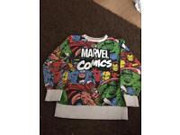 Marvel jumper