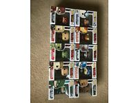Funko Pop Heads for sale - excellent condition