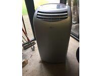 Airforce climate control portable air conditioner
