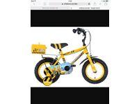 Childrens job bike 3-5years