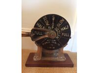 Antique or vintage ships teleflex telegraph