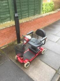 Mobility scooter. Sterling little gem