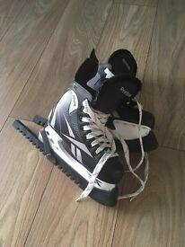 Reebok ice skates - size 5. Worn only a few times.