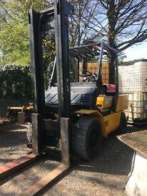 Forklift 5 Tonne Boss