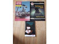 GCSE 9-1 An Inspector Calls Books