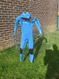 Child's winter wetsuit.