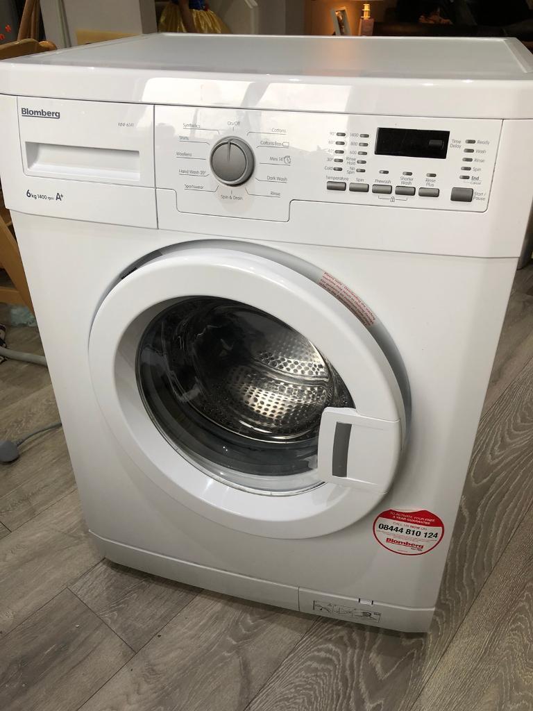 Bloomberg washing machine 7kg 1400rpm
