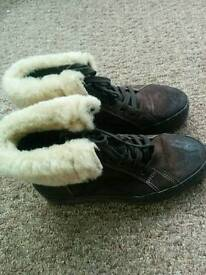 Boots - UK size 4, rarely used