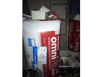 4 Bales 100mm Knauf Omnifit Thermal Insulation