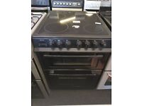 #8066 ELECTRA 60CM ELECTRIC COOKER 6 MNTHS WARRANTY