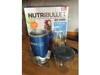 Nutribullet 600. Used twice.