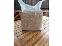 Fishing particle mini tiger nuts