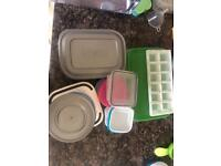 Used Tupperware