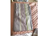 Full length curtains from next