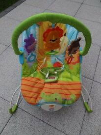 Fisher Price Precious Planet Baby Bouncer