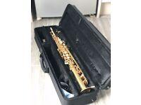New Yamaha YSS-475II Intermediate Soprano Saxophone