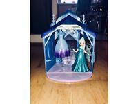 Frozen Queen Elsa magiclip princess