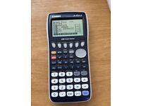 Casio fx9750GII graphics calculator