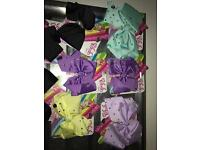 JoJo Siwa 100% authentic bows from Claire's accessories £3
