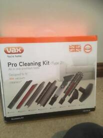 Vax cleaning kit type 2