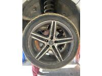 "Wheel 16"" Wolfrace Eurosport Set 4"