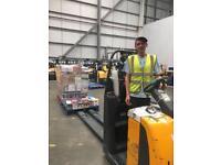Warehouse operatives