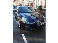 Alfa Romeo Giulietta 1.6 JTDM-2 Lusso 5dr (Low mileage, Profondo Blue)