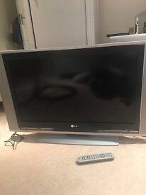 32inch LG LCD TV