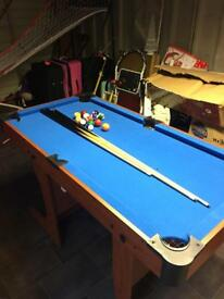 BCE table sports le club 5ft pool table