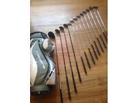 Golf Clubs Cobra / Taylor Made