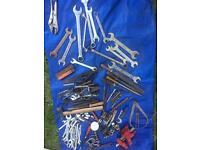 Workshop tools assorted bundle