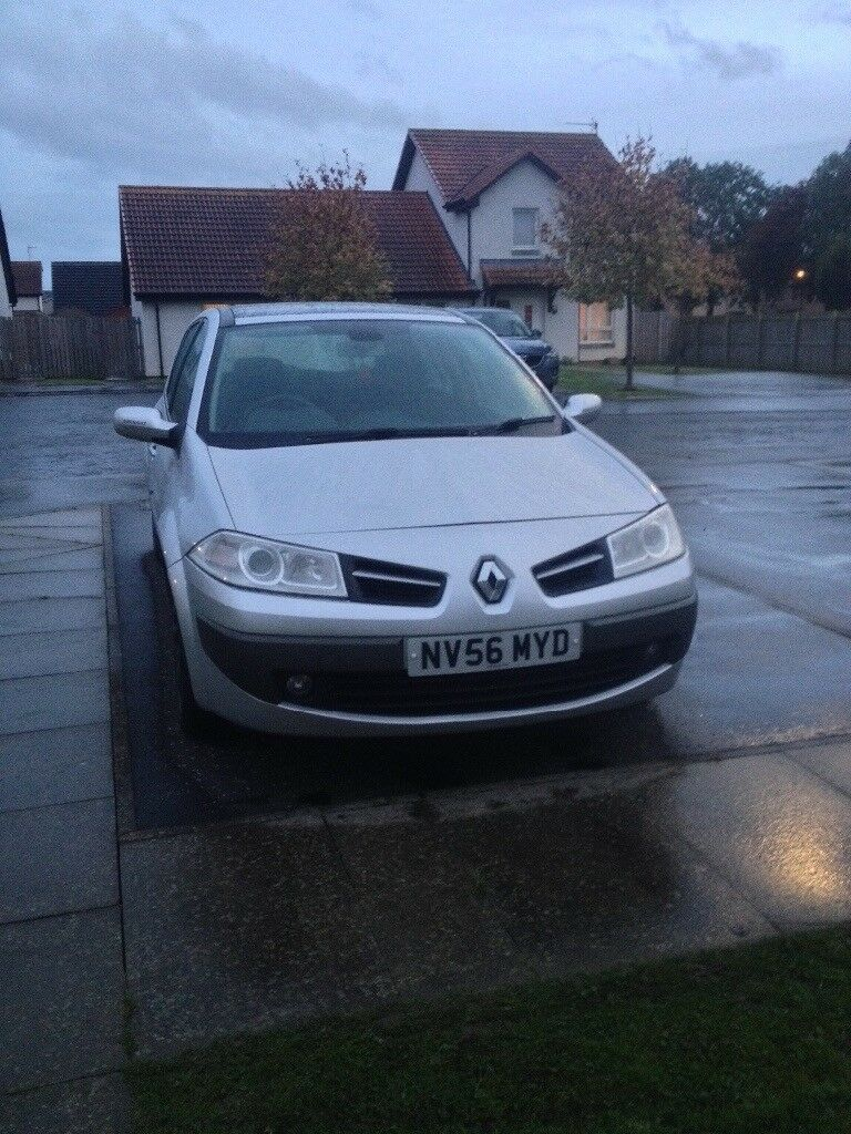 Renault megane for sale or swap