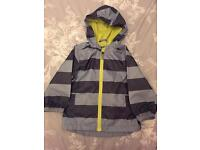 Boys 18-24 months raincoat