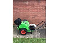 Omnitrolley 125 litre portable water fed pole trolley for Window cleaning