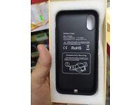 Kilponen HIX50B3 Battery Case for iPhone X / XS 6500 mAh NEW RETAIL