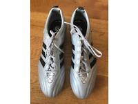 Adidas football boots size 9