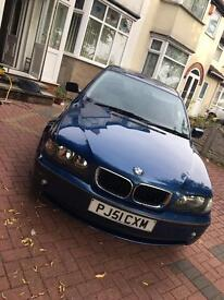 Bmw 3 series automatic +10 months MOT PX/welcome