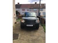 Land Rover discovery 3 automatic 2006 /56/