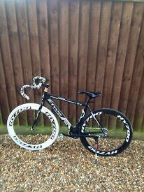 Single Speed Fixed Gear Bike