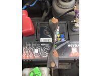 12v car battery Yuasa 36ah