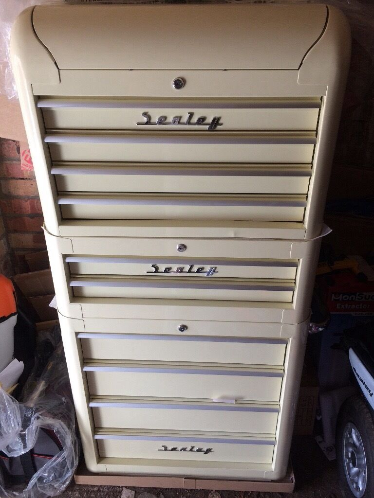 Sealey Retro Tool Box In Wellingborough