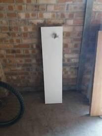 Ikea floating shelf (white)