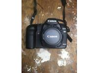 Canon 5D Mark II with 50mm Lens