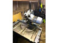 ELU Convertible Chop Saw / Mitre Saw / Table Saw