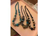 3 Fashion Necklaces (Jewellery)