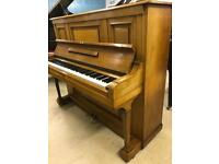 Bluthner upright piano|Belfast Pianos|Free Delivery